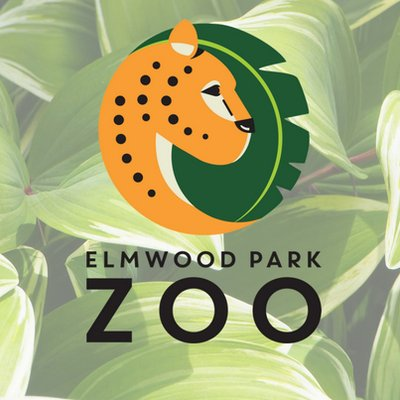 Elmwood Zoo logo