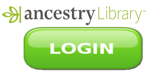 Ancestry Library Login Button