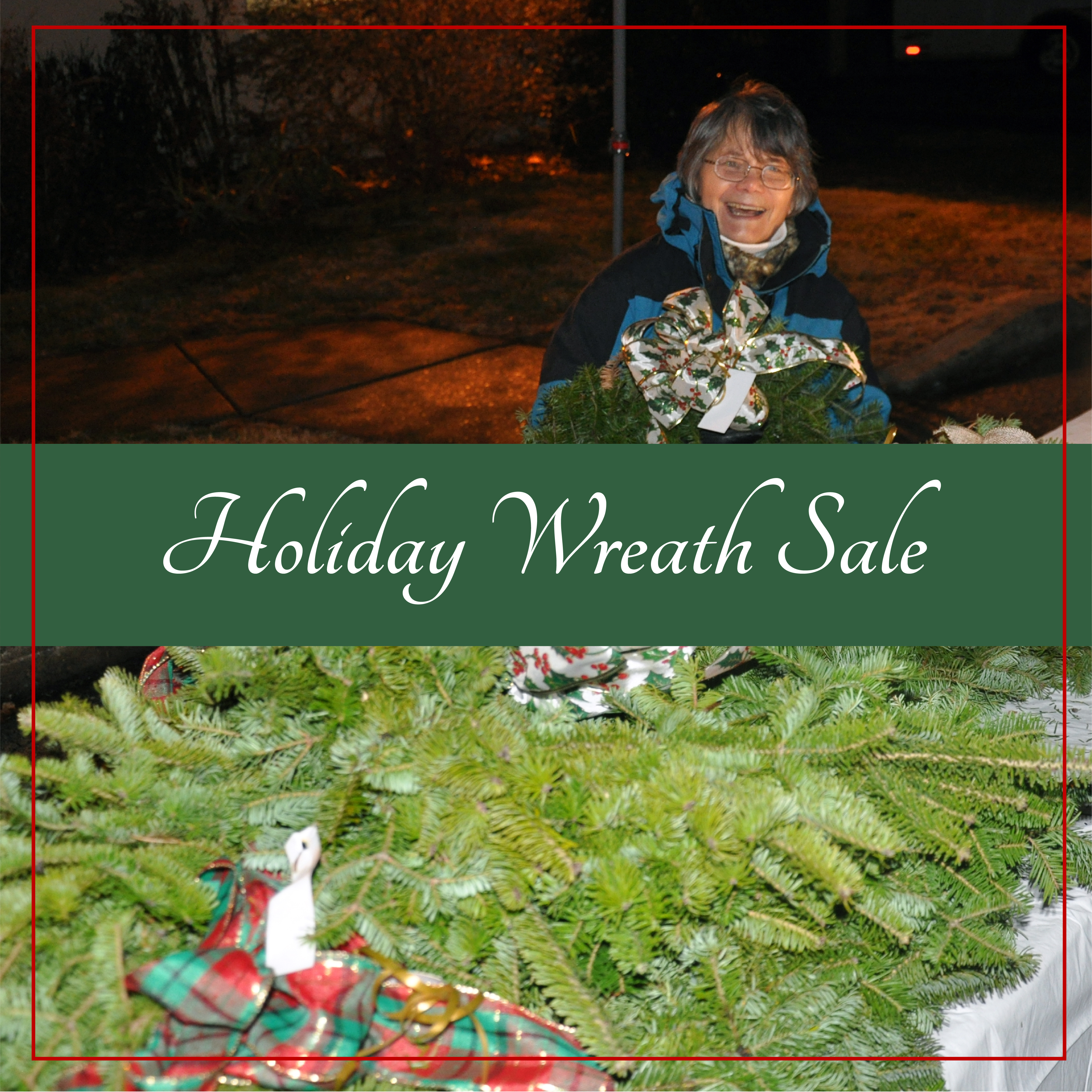 Thank You Wreath Sale