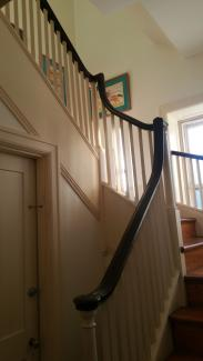 staircase to children's room
